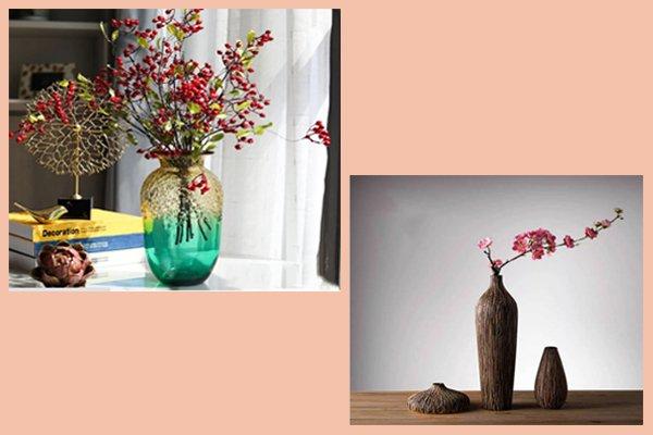 lọ hoa đẹp ngày tết