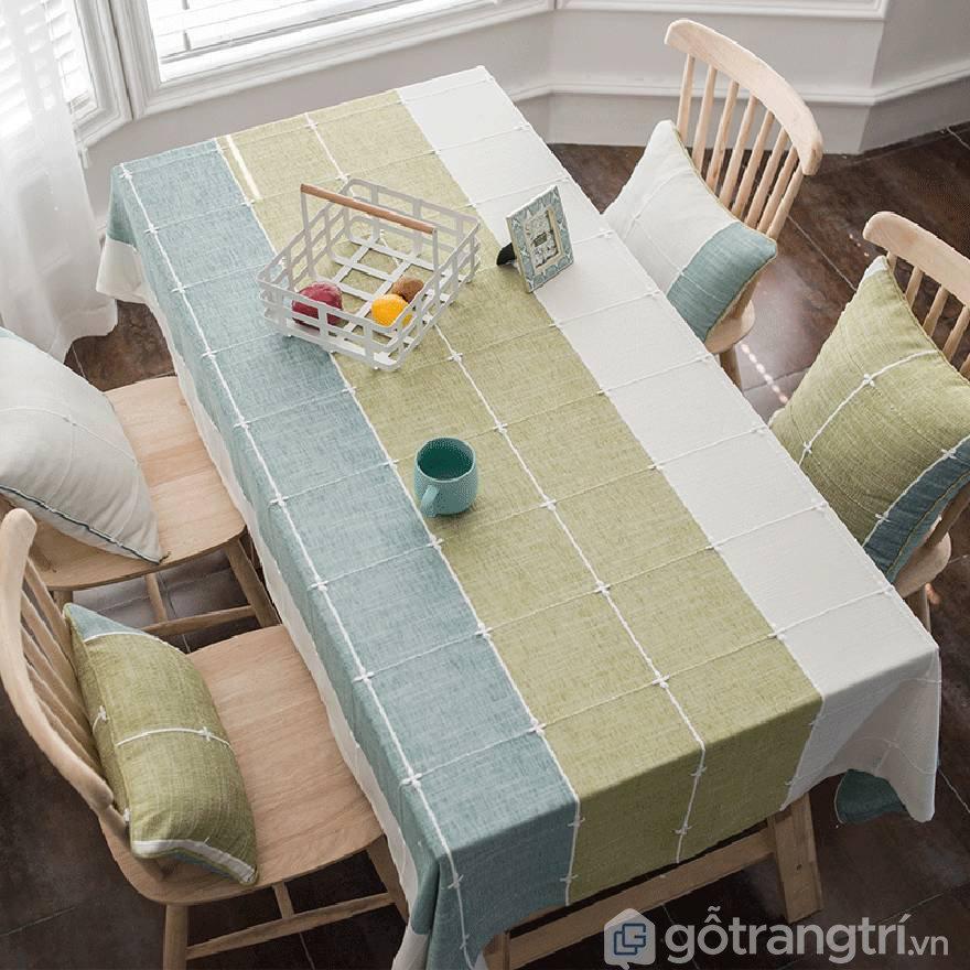 khăn trải bàn cao cấp