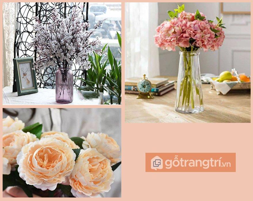 lọ hoa trang trí