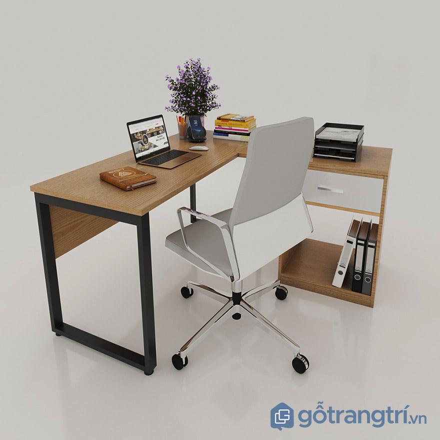 Bàn ghế gỗ văn phòng đẹp