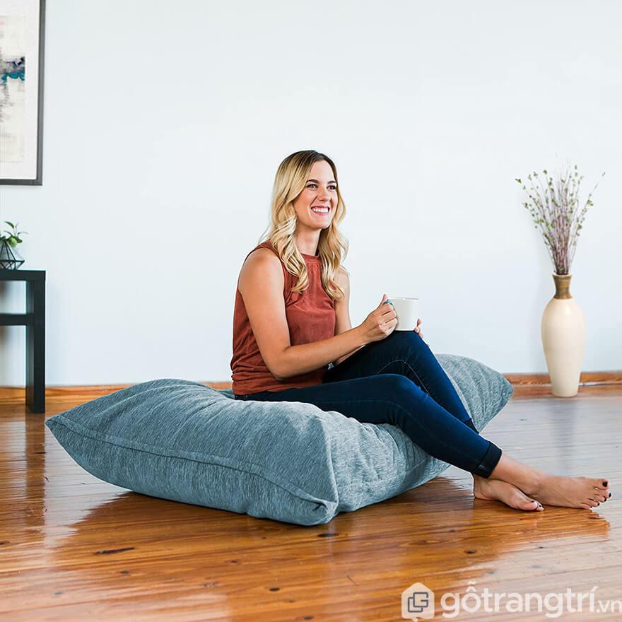 Đệm ngồi bệt sofa