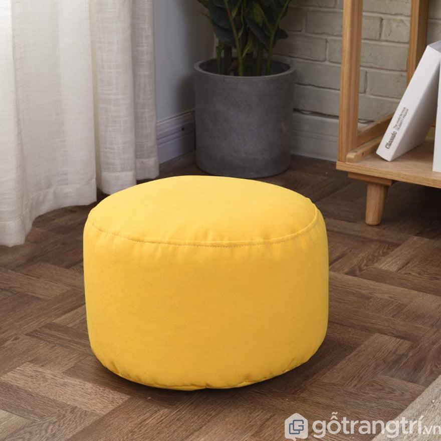 Ghế nệm tròn bệt