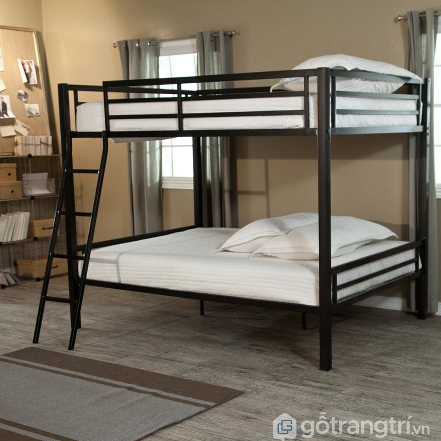 Giường tầng 1m6x2m