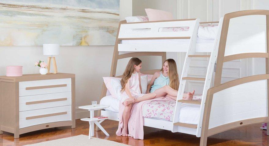 Giường tầng MDF