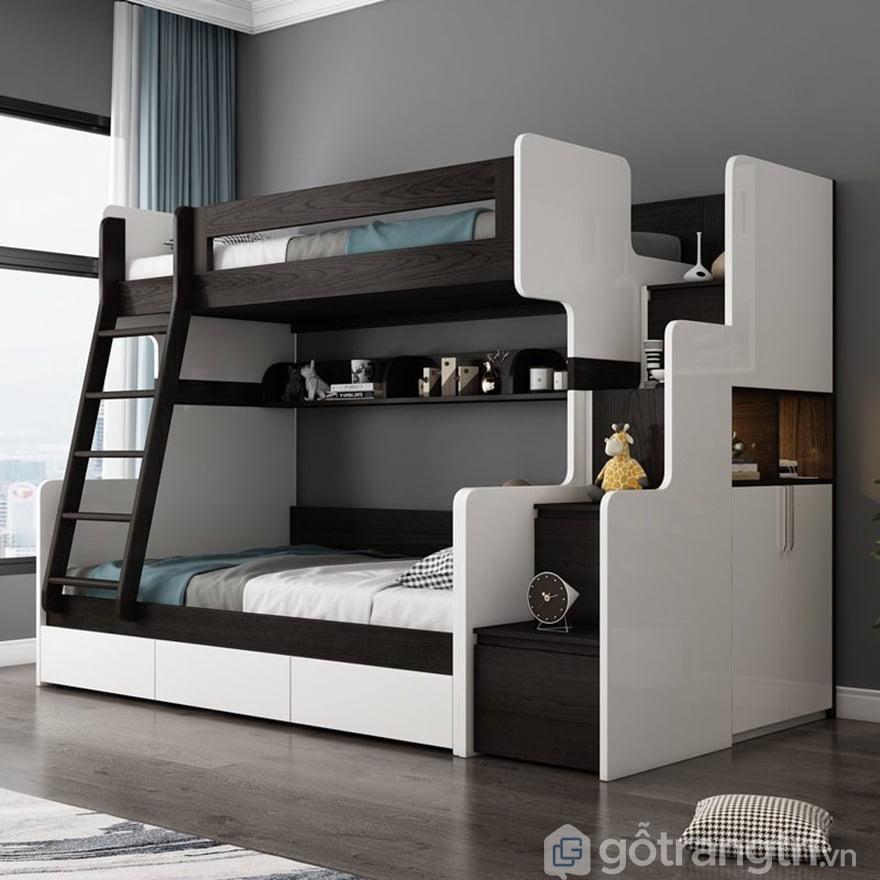 Giường tầng dài 1m8