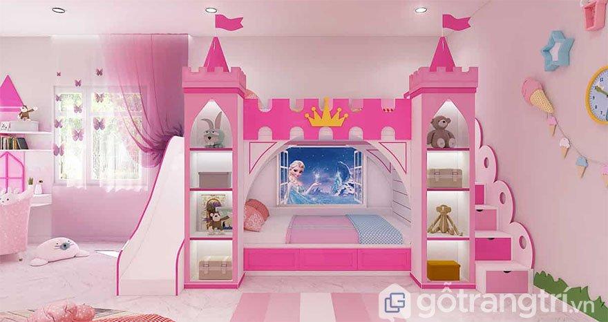 Giường tầng Elsa