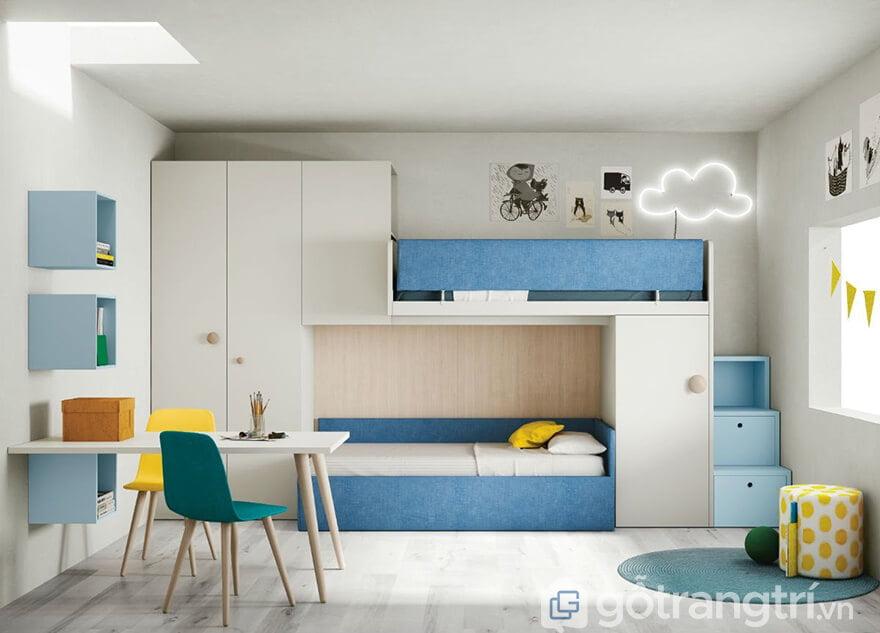 10 giường tầng hiện đại