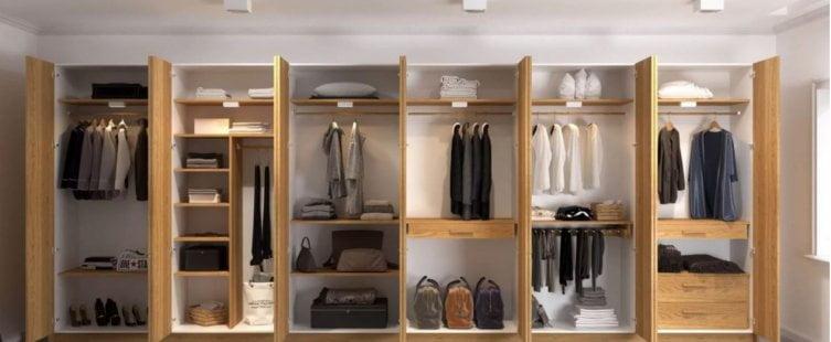 tủ quần áo gỗ tự nhiên Hà Nội