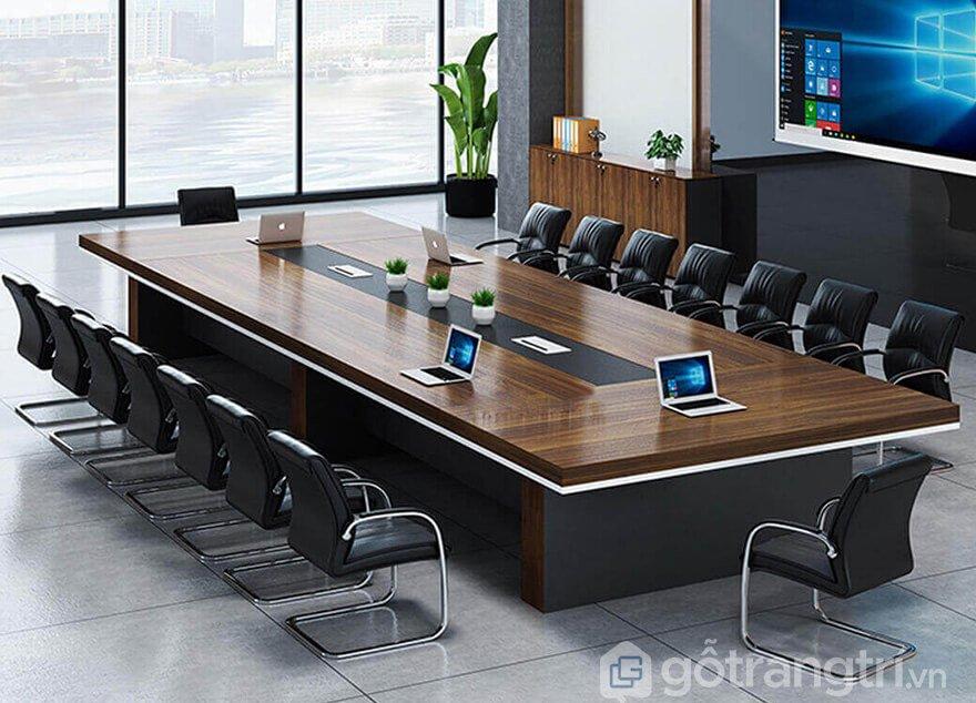 Bộ bàn ghế làm việc văn phòng