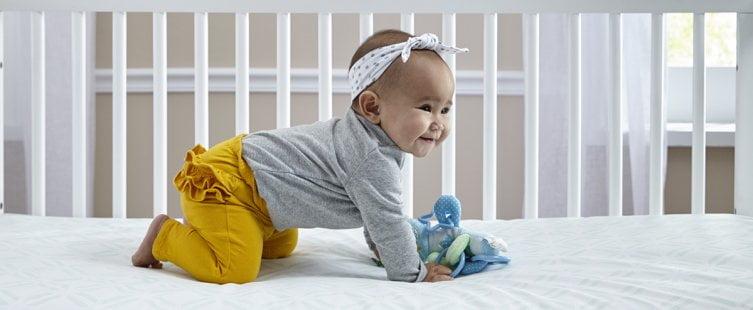 Cũi cho bé 9 tháng