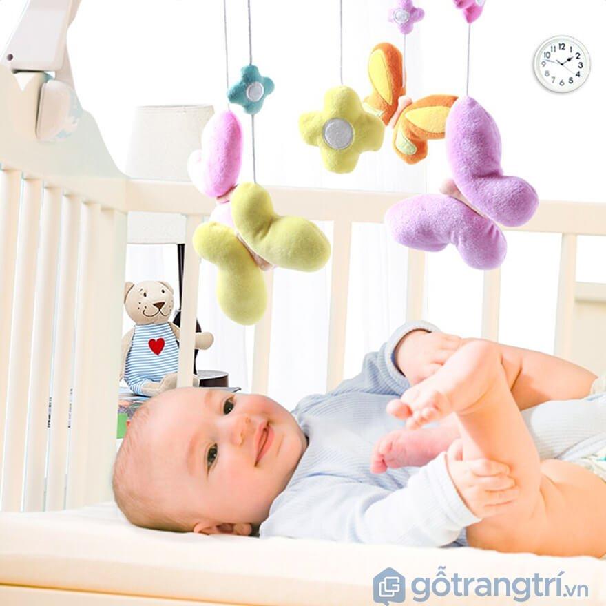 Cũi cho bé sơ sinh chất lượng