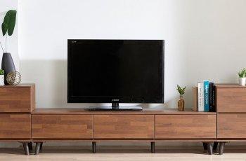 Giá kệ tivi gỗ tự nhiên