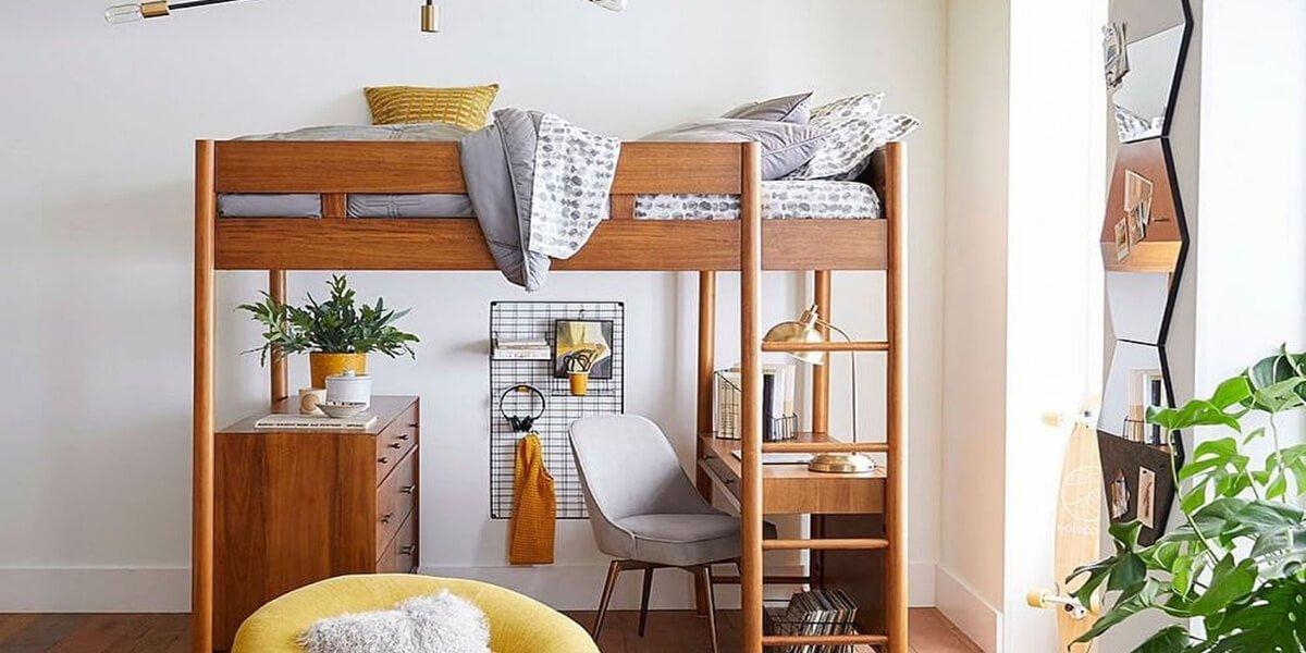 Giường tầng đa năng thông minh