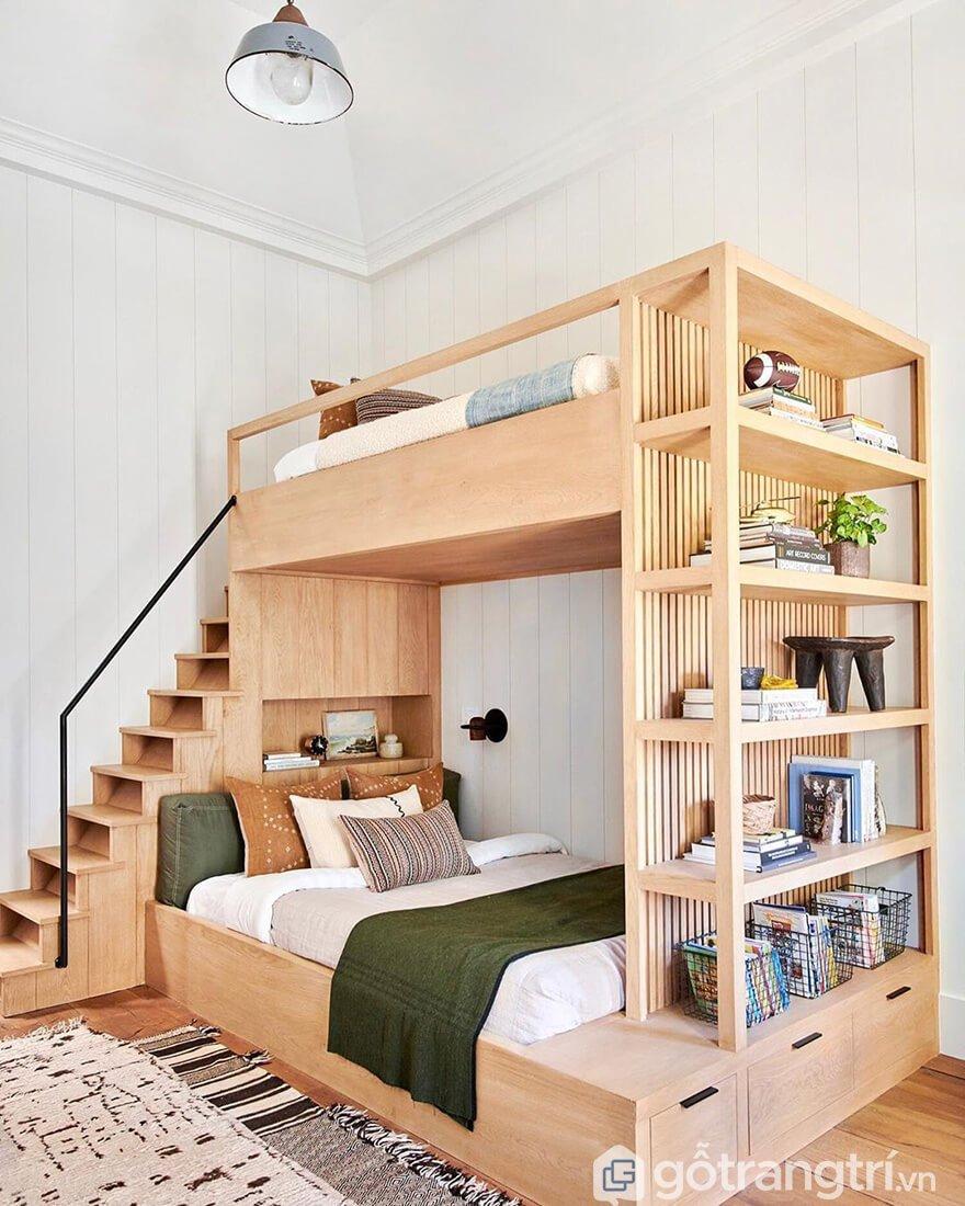 Giường tầng đa năng cho người lớn