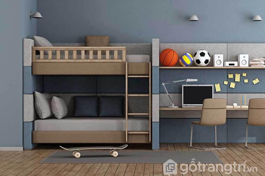 Giường tầng Đê La Thành