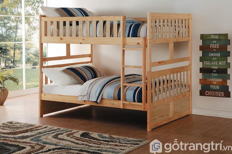 Giường tầng Đê La Thành cho trẻ