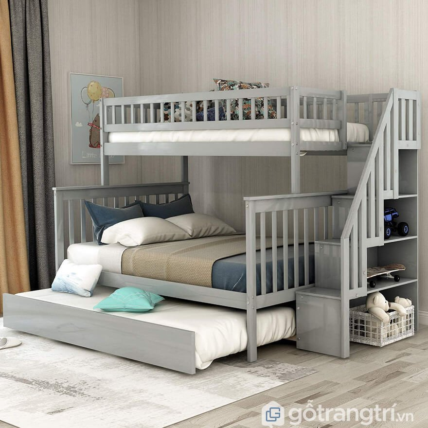 Giường tầng đẹp tại Hà Nội