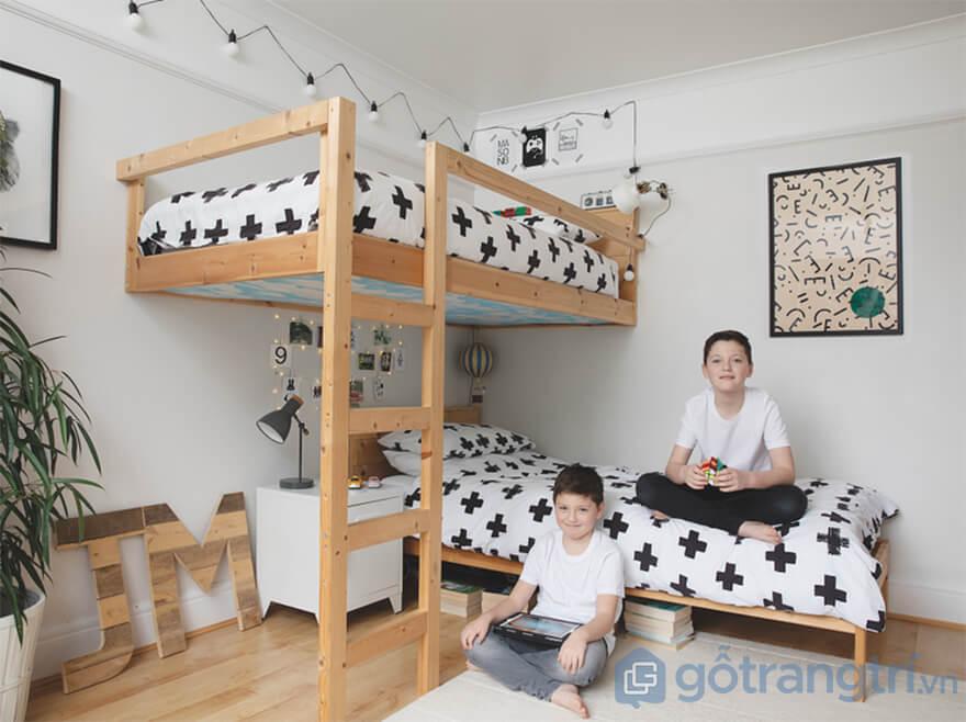 Giường tầng Vũng Tàu