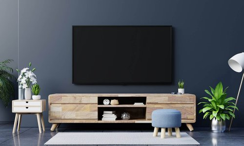 Mẫu kệ tivi mới nhất 2021