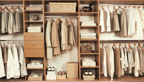 Các mẫu tủ quần áo đẹp