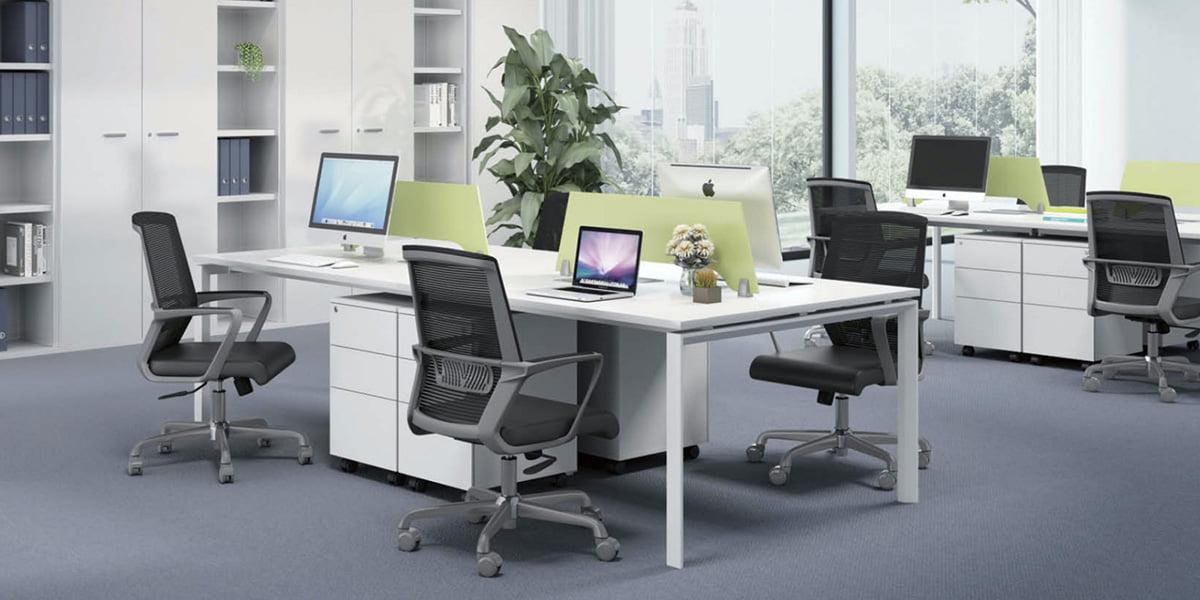 Cách bố trí bàn làm việc văn phòng
