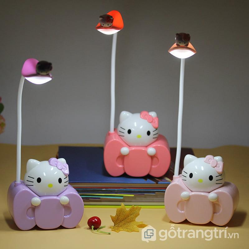 đèn ngủ để bàn siêu dễ thương
