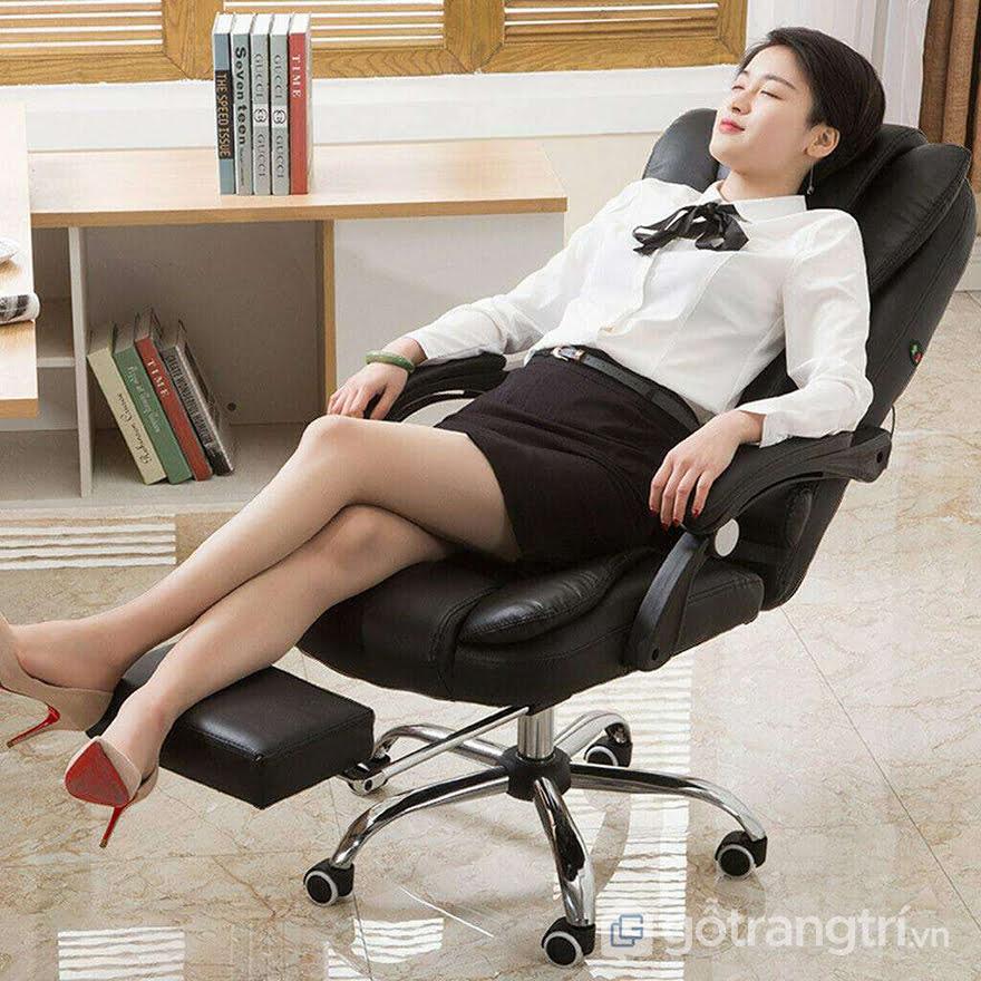 Ghế gác chân văn phòng