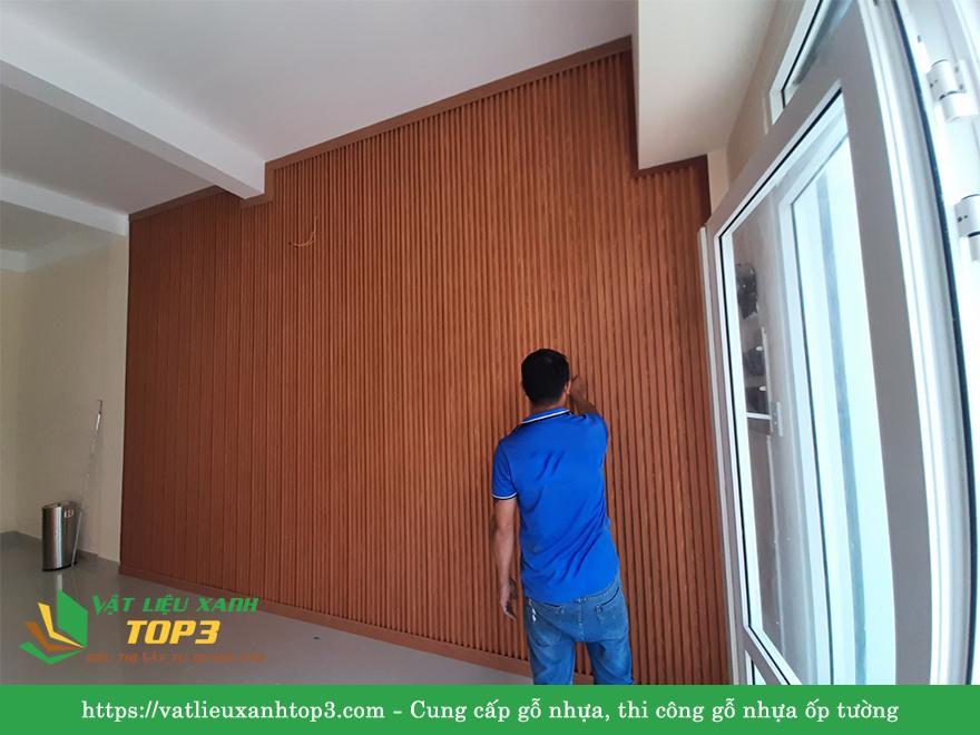 vật liệu gỗ nhựa