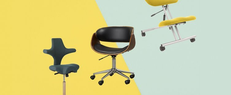 Cách thay chân ghế xoay