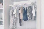 Tủ treo quần áo mini