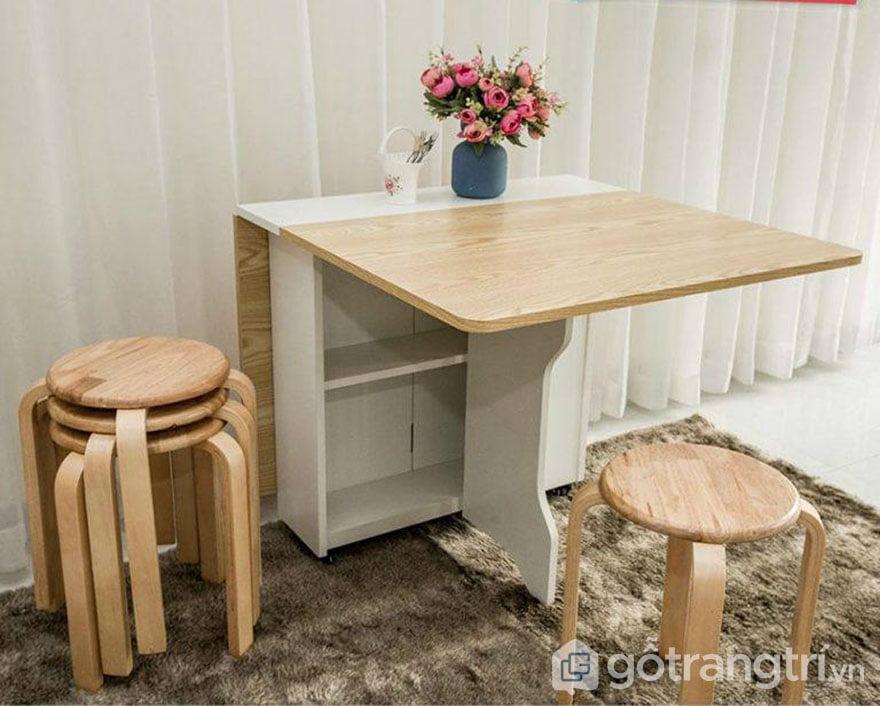bàn ăn cho phòng bếp nhỏ