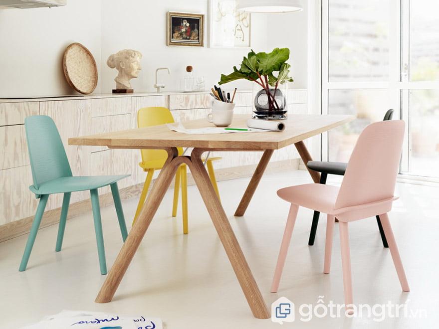 bàn ghế ăn văn phòng