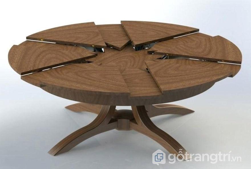 bàn tròn thông minh