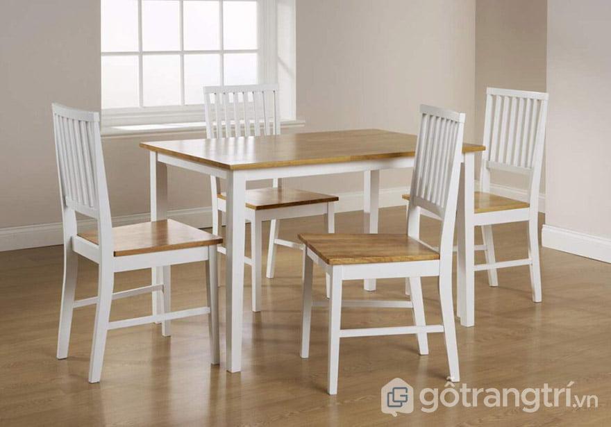 bộ bàn ghế ăn giá rẻ