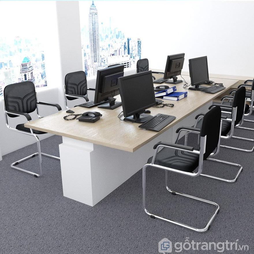 Ghế văn phòng chân quỳ