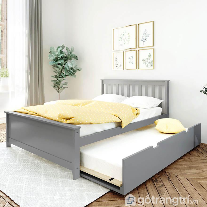 Giường hộp 2 tầng