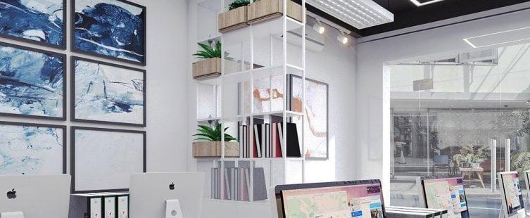 Kệ văn phòng