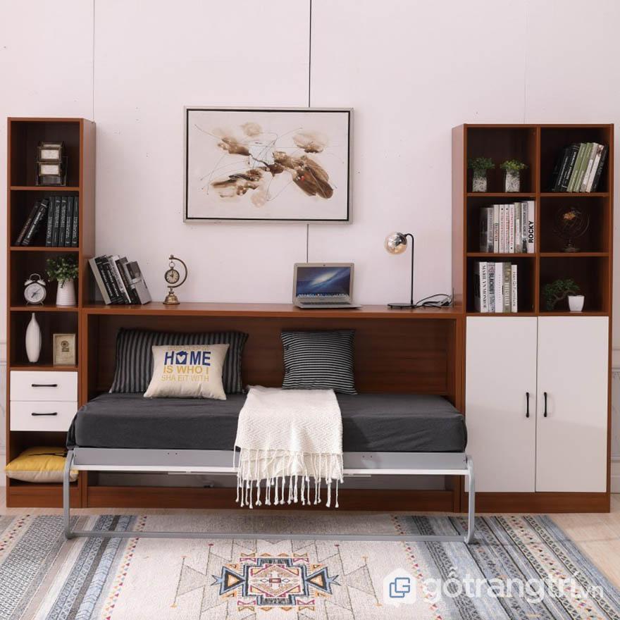 nội thất thông minh tiết kiệm diện tích