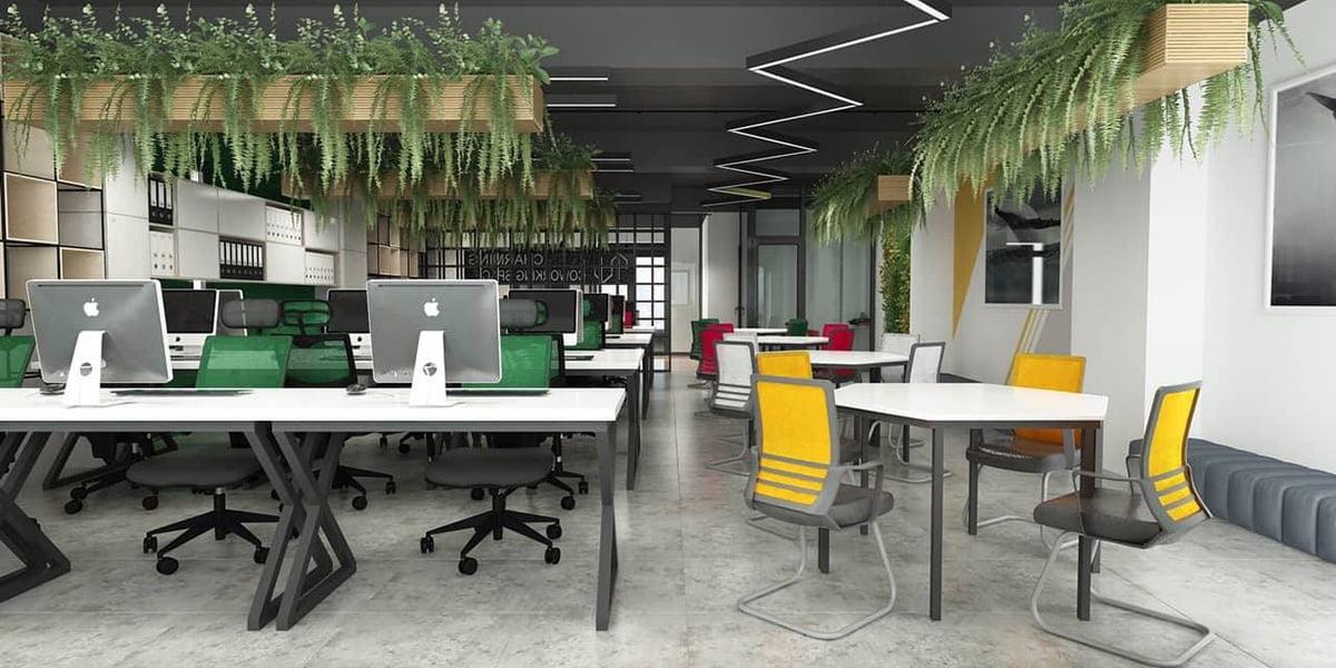 Nội thất văn phòng Hà Nội