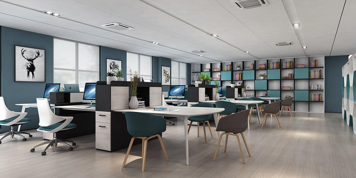 Nội thất văn phòng tại Đà Nẵng