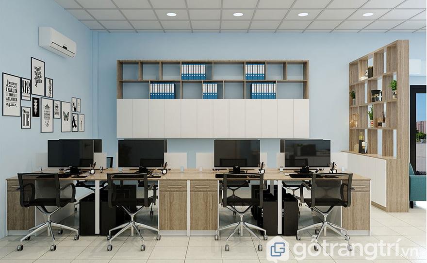 Tủ văn phòng
