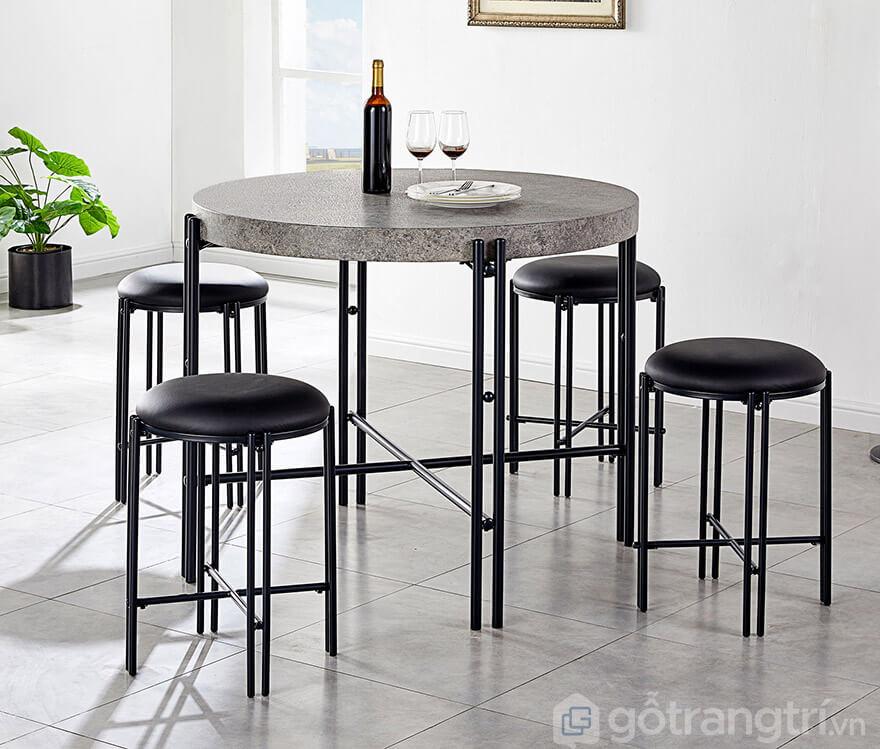 bàn ăn gỗ giá rẻ hcm