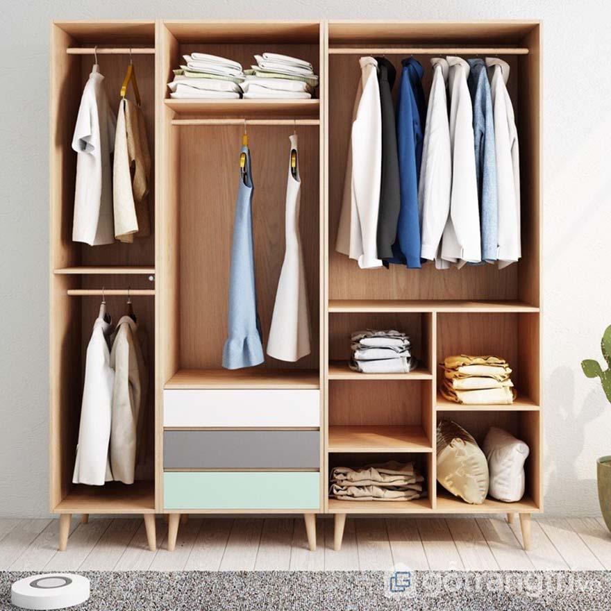 bán tủ quần áo ở nha trang