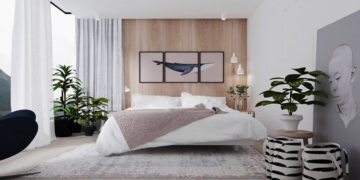 Các kiểu phòng ngủ đẹp