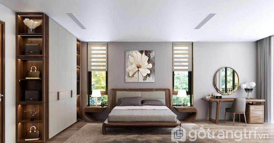 Decor phòng ngủ hiện đại