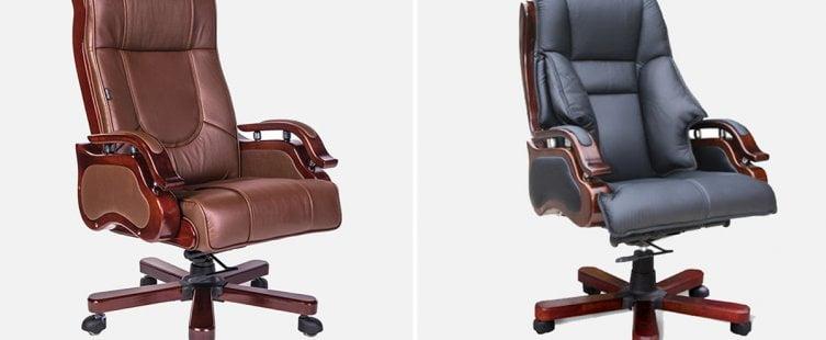 Ghế gỗ giám đốc sang trọng