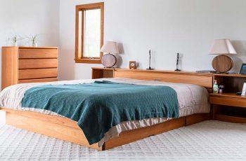Giường hộp gỗ tự nhiên và những lưu ý cần biết khi chọn mua