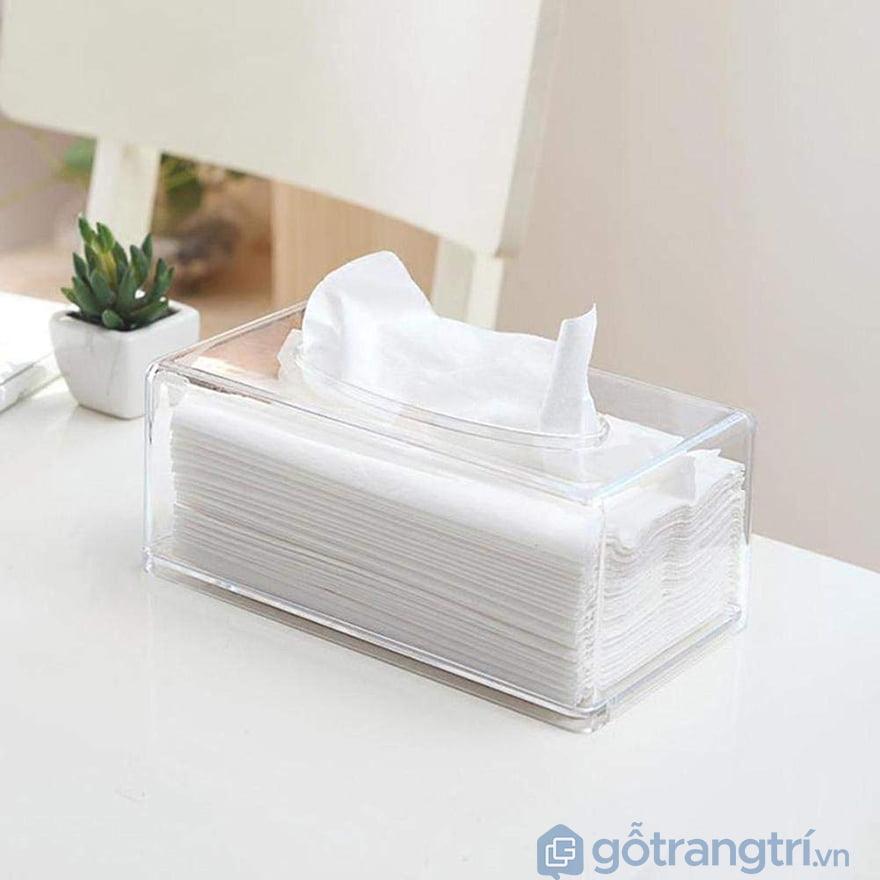 Hộp đựng giấy ăn đẹp