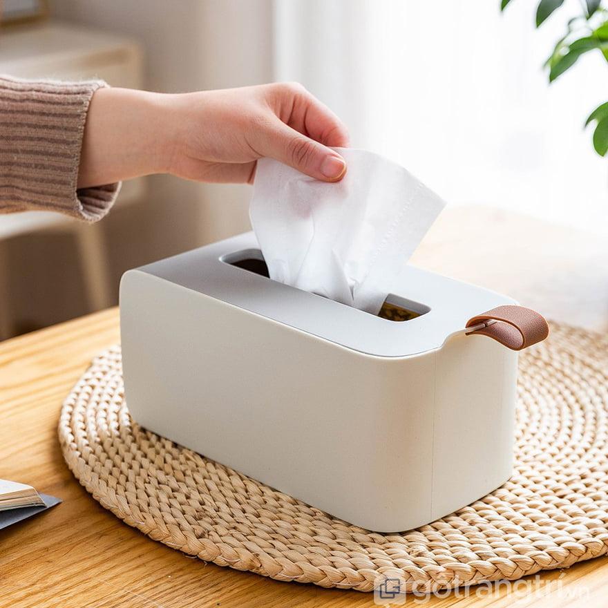 Hộp đựng giấy ăn giá rẻ