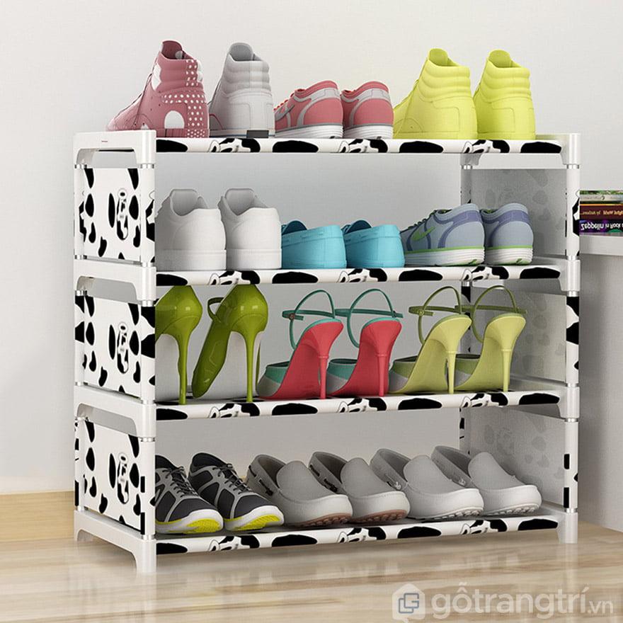 kệ giày dép nhựa
